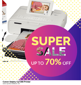 6 Best Canon Selphy Cp1300 Printer After Christmas Deals | Huge Discount