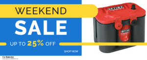 9 Best Black Friday and Cyber Monday Car Batteries Deals 2020 [Up to 40% OFF]