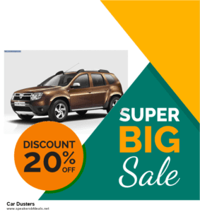 Top 5 After Christmas Deals Car Dusters Deals [Grab Now]