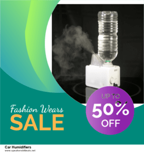 Top 5 Black Friday 2020 and Cyber Monday Car Humidifiers Deals [Grab Now]