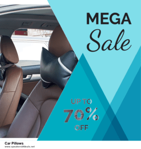 Top 5 Black Friday 2020 and Cyber Monday Car Pillows Deals [Grab Now]