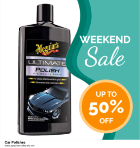 List of 6 Car Polishes Black Friday 2020 and Cyber MondayDeals [Extra 50% Discount]