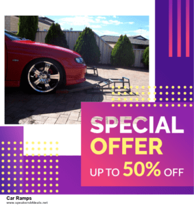 9 Best Black Friday and Cyber Monday Car Ramps Deals 2020 [Up to 40% OFF]