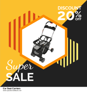 13 Best Black Friday and Cyber Monday 2020 Car Seat Carriers Deals [Up to 50% OFF]