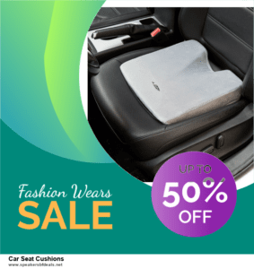 Top 10 Car Seat Cushions Black Friday 2020 and Cyber Monday Deals