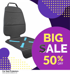 7 Best Car Seat Protectors Black Friday 2020 and Cyber Monday Deals [Up to 30% Discount]