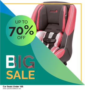 7 Best Car Seats Under 100 After Christmas Deals [Up to 30% Discount]