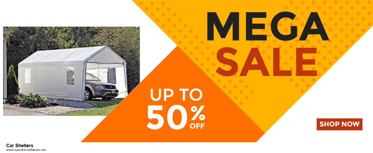 5 Best Car Shelters Black Friday 2020 and Cyber Monday Deals & Sales