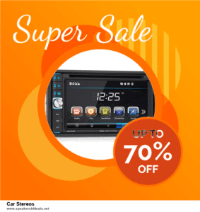 7 Best Car Stereos Black Friday 2020 and Cyber Monday Deals [Up to 30% Discount]