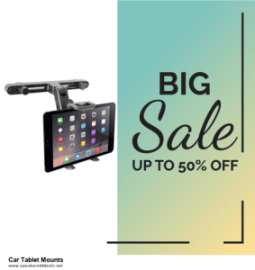 7 Best Car Tablet Mounts After Christmas Deals [Up to 30% Discount]