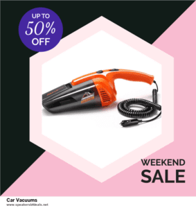 13 Exclusive Black Friday and Cyber Monday Car Vacuums Deals 2020
