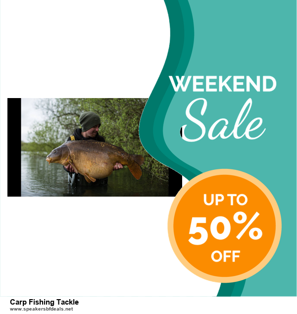 Top 5 Black Friday and Cyber Monday Carp Fishing Tackle Deals 2020 Buy Now