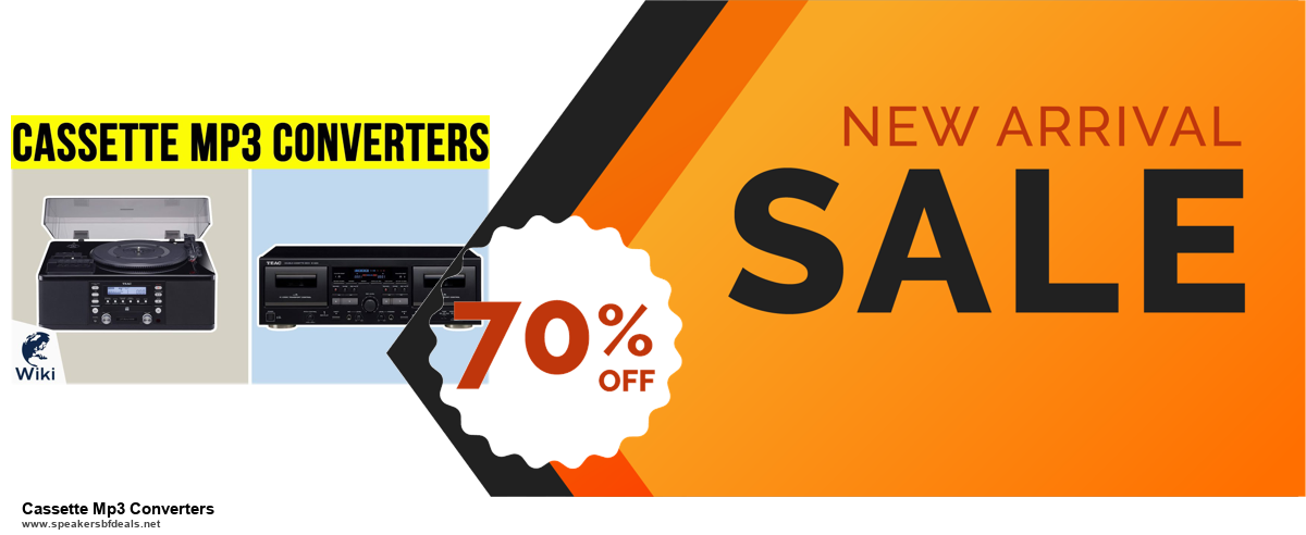 10 Best Black Friday 2020 and Cyber Monday Cassette Mp3 Converters Deals | 40% OFF