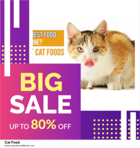 10 Best Black Friday 2020 and Cyber Monday  Cat Food Deals | 40% OFF