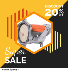 10 Best Black Friday 2020 and Cyber Monday  Catalytic Converters Deals | 40% OFF