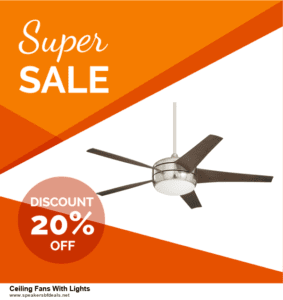 10 Best Ceiling Fans With Lights After Christmas Deals Discount Coupons