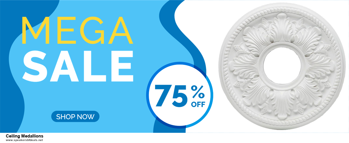 Top 5 Black Friday and Cyber Monday Ceiling Medallions Deals 2020 Buy Now