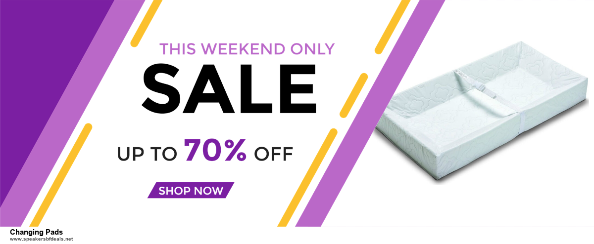 Top 5 Black Friday and Cyber Monday Changing Pads Deals 2020 Buy Now