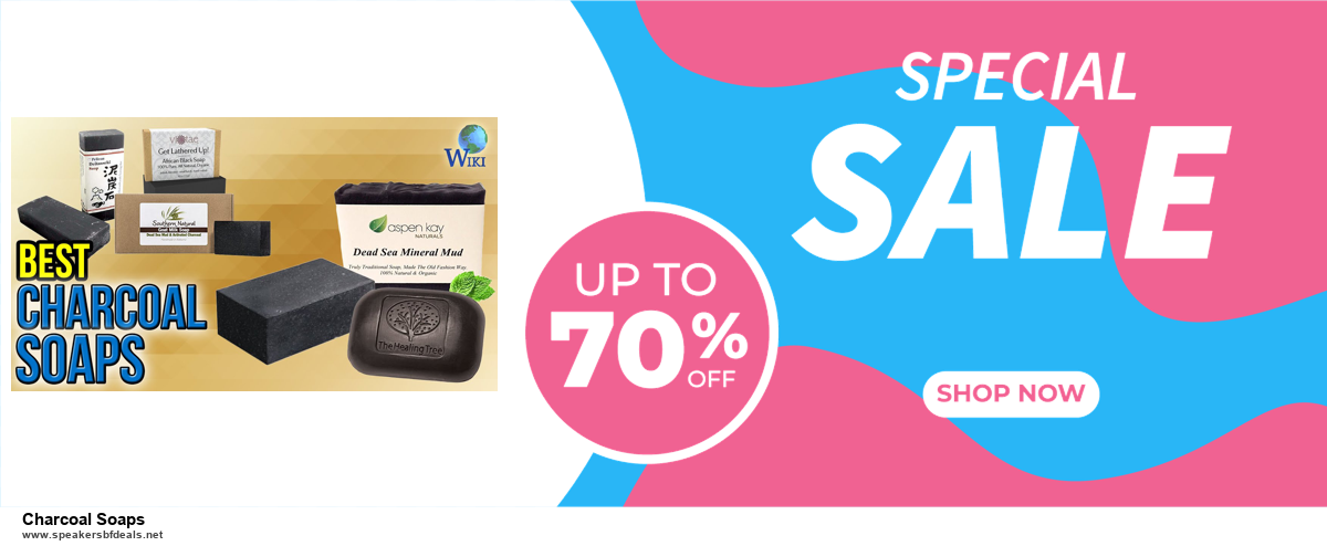 Top 5 Black Friday 2020 and Cyber Monday Charcoal Soaps Deals [Grab Now]