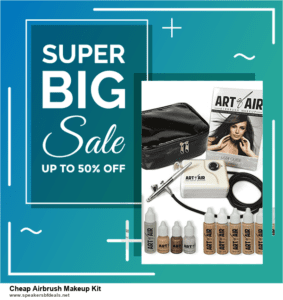 10 Best Black Friday 2020 and Cyber Monday  Cheap Airbrush Makeup Kit Deals | 40% OFF