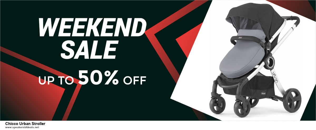 5 Best Chicco Urban Stroller Black Friday 2020 and Cyber Monday Deals & Sales