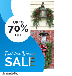 13 Best After Christmas Deals 2020 Christmas Lights Deals [Up to 50% OFF]