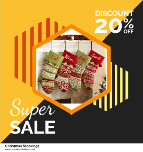 6 Best Christmas Stockings After Christmas Deals | Huge Discount