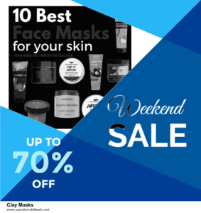 Top 5 After Christmas Deals Clay Masks Deals [Grab Now]