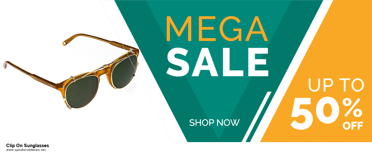 Top 11 Black Friday and Cyber Monday Clip On Sunglasses 2020 Deals Massive Discount
