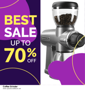 Top 10 Coffee Grinder After Christmas Deals