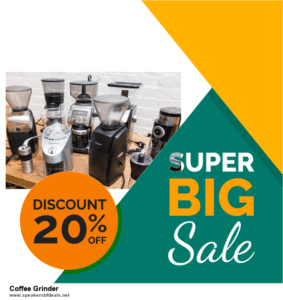 Top 5 After Christmas Deals Coffee Grinder Deals 2020 Buy Now
