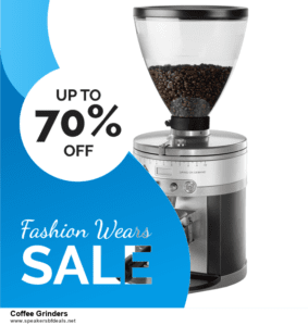Top 5 Black Friday 2020 and Cyber Monday Coffee Grinders Deals [Grab Now]