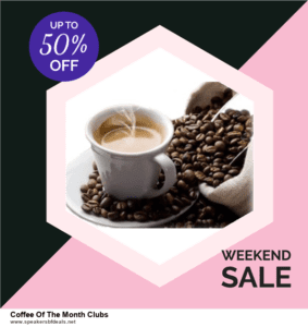 5 Best Coffee Of The Month Clubs Black Friday 2020 and Cyber Monday Deals & Sales