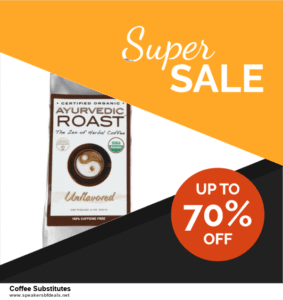 10 Best Coffee Substitutes Black Friday 2020 and Cyber Monday Deals Discount Coupons
