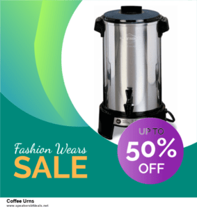 9 Best Coffee Urns Black Friday 2020 and Cyber Monday Deals Sales