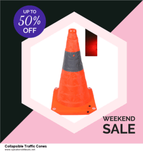 Top 5 After Christmas Deals Collapsible Traffic Cones Deals [Grab Now]