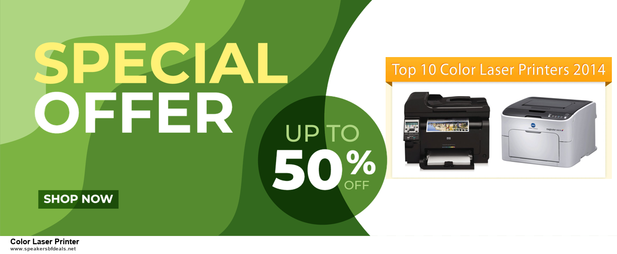 List of 6 Color Laser Printer Black Friday 2020 and Cyber MondayDeals [Extra 50% Discount]