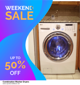 10 Best After Christmas Deals  Combination Washer Dryers Deals | 40% OFF