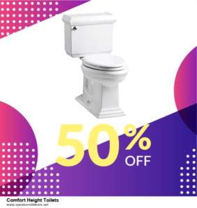 7 Best Comfort Height Toilets After Christmas Deals [Up to 30% Discount]