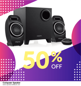 Top 5 Black Friday 2020 and Cyber Monday Computer Speaker Deals [Grab Now]