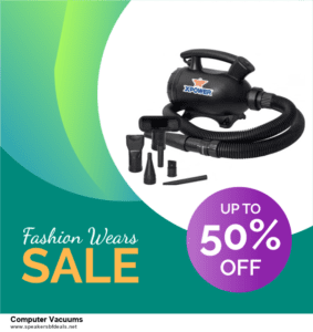 9 Best Black Friday and Cyber Monday Computer Vacuums Deals 2020 [Up to 40% OFF]