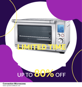 List of 6 Convection Microwaves After Christmas DealsDeals [Extra 50% Discount]