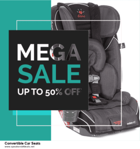 7 Best Convertible Car Seats After Christmas Deals [Up to 30% Discount]