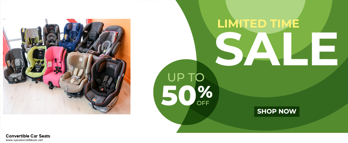 7 Best Convertible Car Seats Black Friday 2020 and Cyber Monday Deals [Up to 30% Discount]