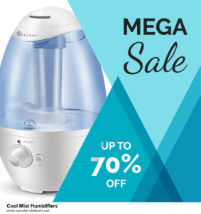 13 Best After Christmas Deals 2020 Cool Mist Humidifiers Deals [Up to 50% OFF]
