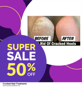 6 Best Cracked Heel Treatments Black Friday 2020 and Cyber Monday Deals | Huge Discount
