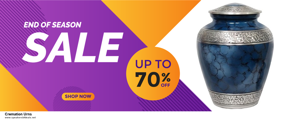 Grab 10 Best Black Friday and Cyber Monday Cremation Urns Deals & Sales