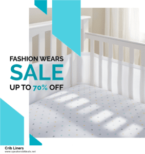 6 Best Crib Liners After Christmas Deals   Huge Discount