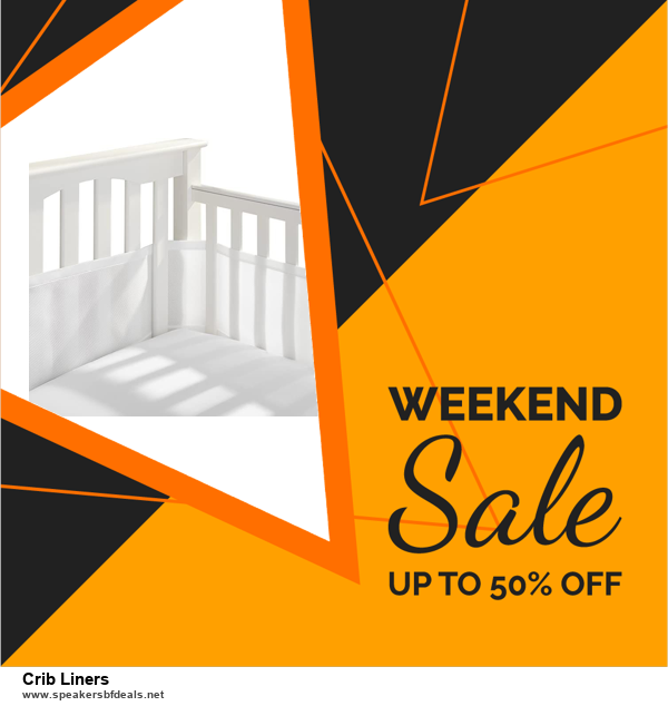 6 Best Crib Liners Black Friday 2020 and Cyber Monday Deals   Huge Discount