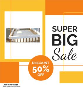 List of 6 Crib Mattresses Black Friday 2020 and Cyber MondayDeals [Extra 50% Discount]